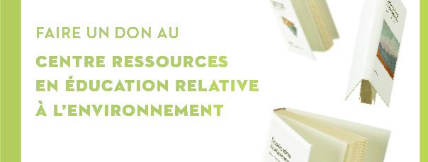 Centre ressources en éducation relative à l'environnement